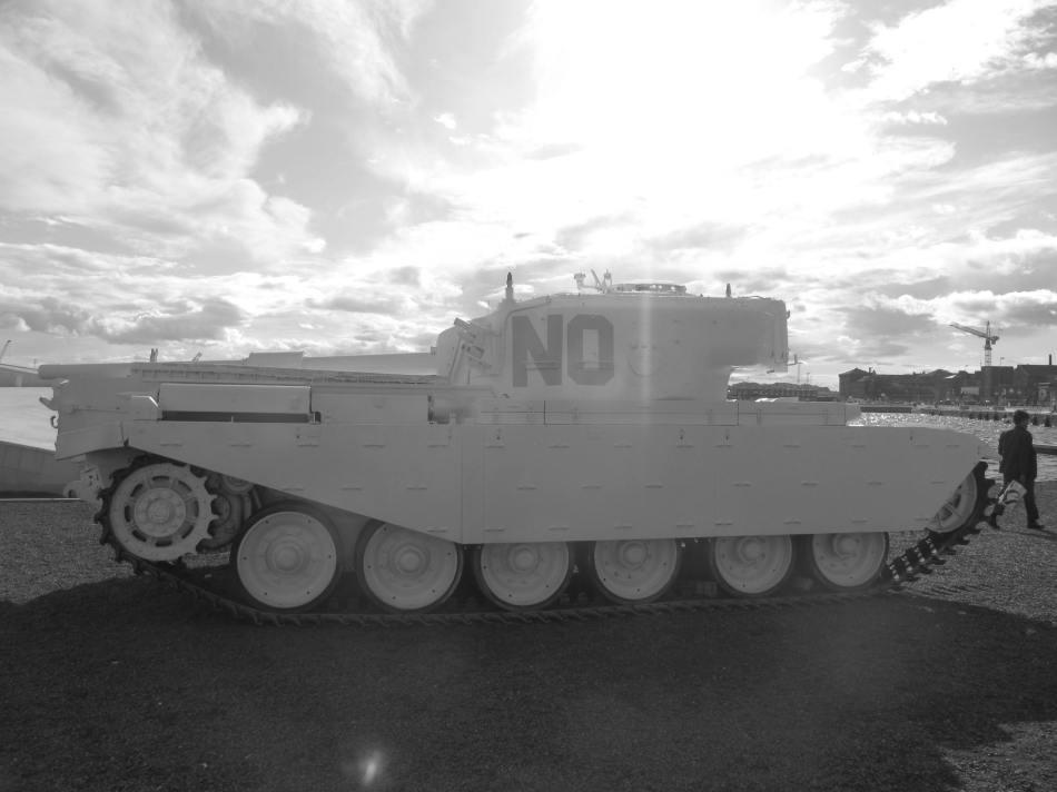 tank à Oslo