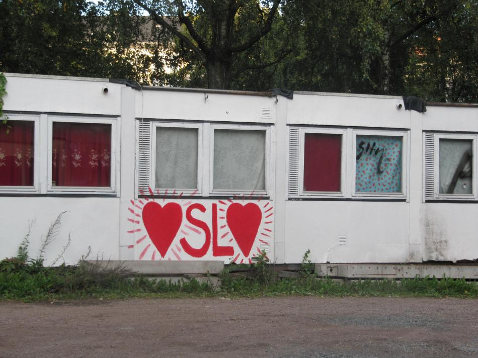 L'Amour à Oslo