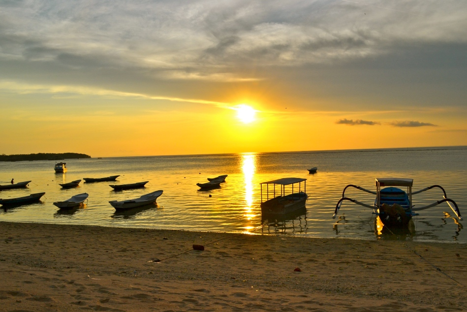 bateaux à nusa lembongan