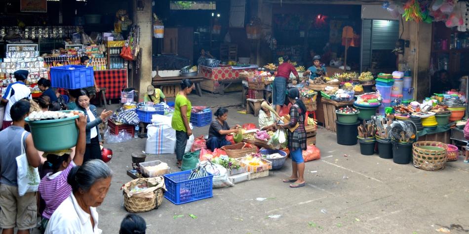 Ubud Market - Bali