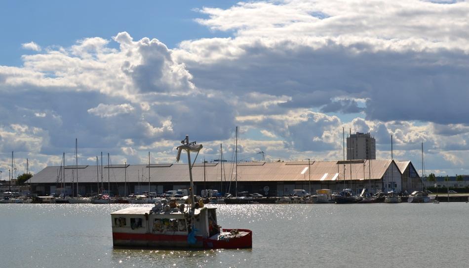 Arche de Noé Bassins à flot