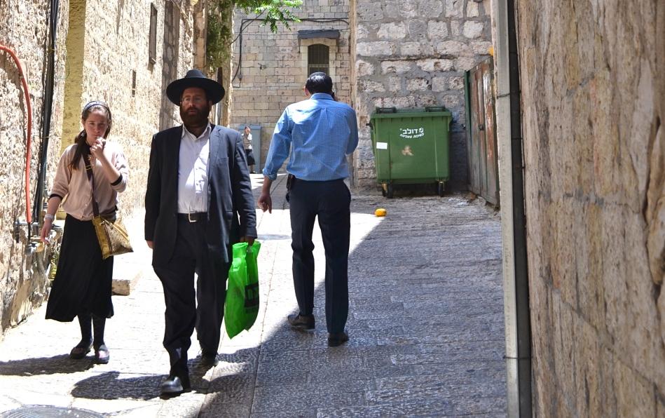 Jerusalem here i am