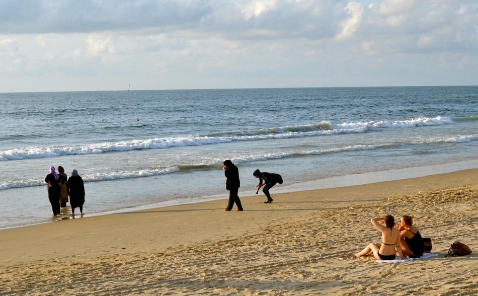 tel aviv the beach