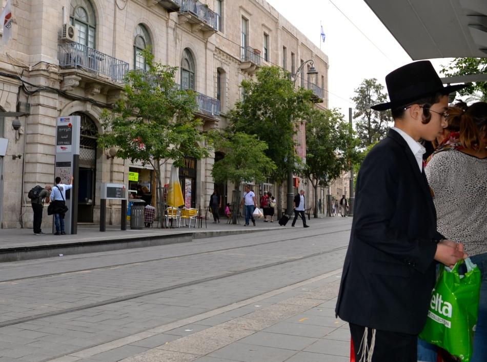 Jérusalem tramway